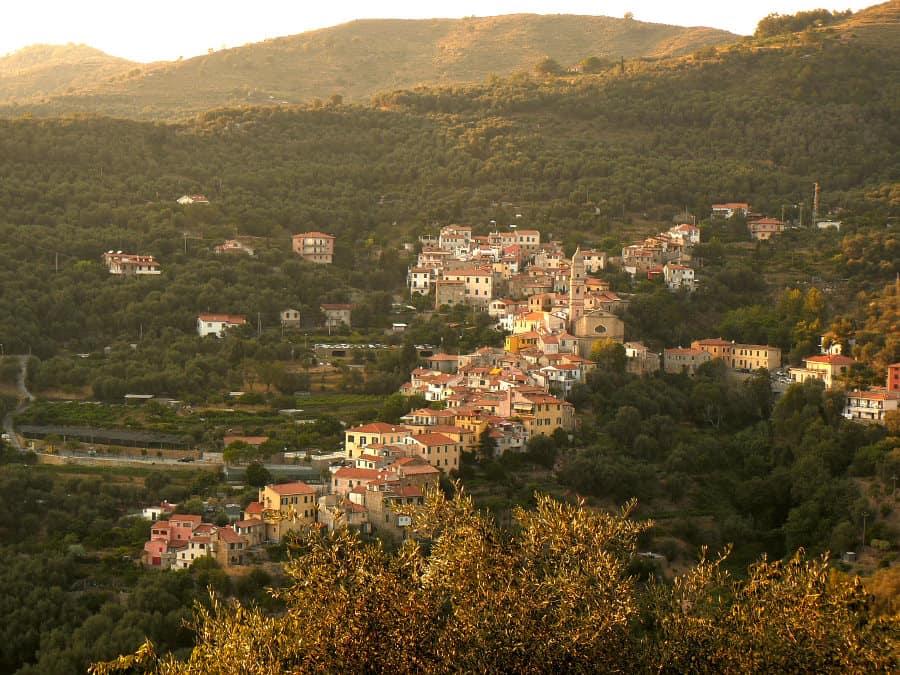 Landschaftserlebnis Ligurien - mit Franca Bauer