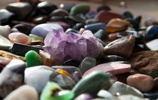 Heilen mit Steinen